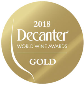 médaille-or-decanter-vins-provence-2018